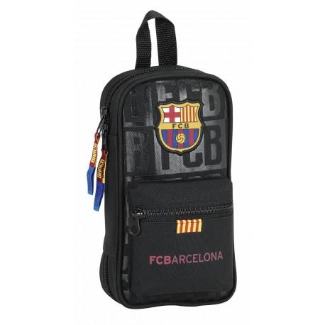 Estuche con 4 Portatodos Llenos del FC Barcelona