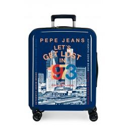Maleta de Cabina en ABS Pepe Jeans Leven Connoe
