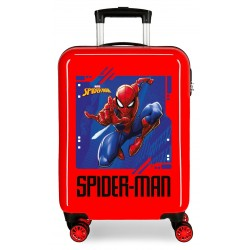 Maleta Cabina ABS Spiderman Street