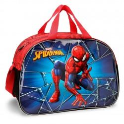 Bolsa de viaje de 40 cm Spiderman Black