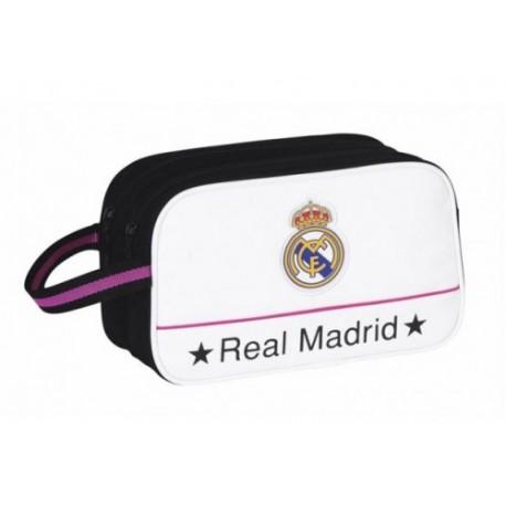 Neceser 2 cremalleras Real Madrid 811457518