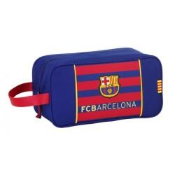 Zapatillero mediano del Barcelona 29cm con Asa Lateral