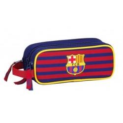 Portatodo triple Barcelona  con Asa Lateral