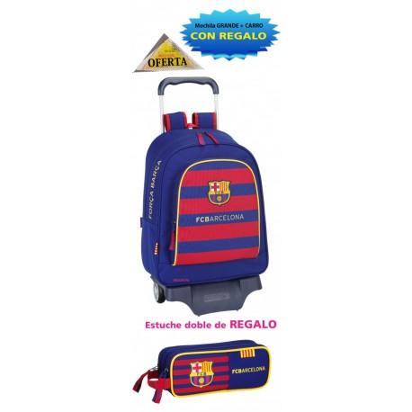 Mochila grande con carro del Barcelona 611529313