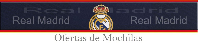 Mochilas del Real Madrid - Grandes Ofertas
